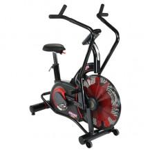 Велотренажер (с аэродинамичной нагрузкой) Sportop Airbike Crossfit