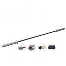 Гриф для кроссфита SPART / 4х.игольчатый подшипник / женский / 202 см/ на 453 кг