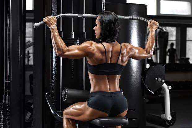 Тренажеры для развития мышц спины от Wuotan