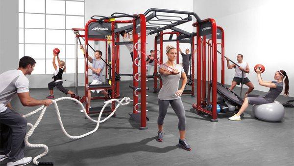 Выбор кроссфит оборудования и фитнеса